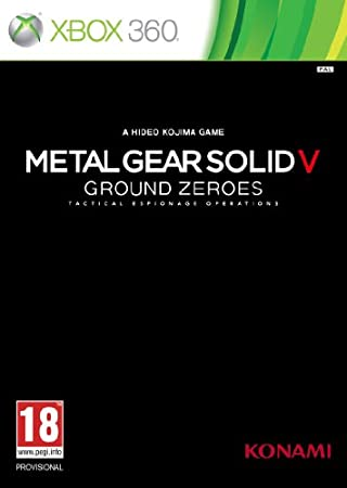 Metal Gear Solid V: Ground Zeros (Xbox 360)