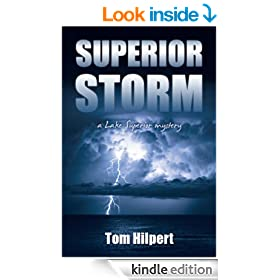 Superior Storm (Lake Superior Mysteries Book 2)