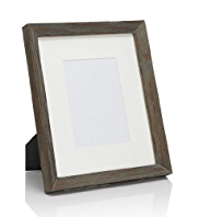 Slim Drift Wooden Photo Frame 20 x 25cm (8 x 10