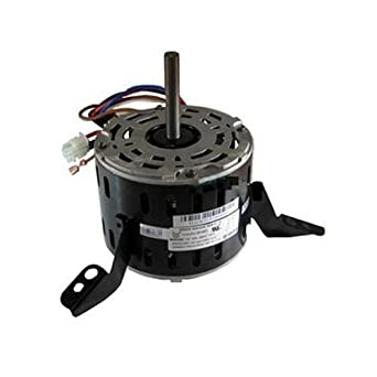 621809 gibson oem replacement furnace blower motor 1 4 for Hvac blower motor replacement