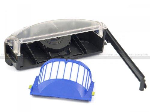 Roomba Irobot 500/600 Series Black Aerovac Dust Bin
