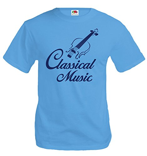 T-Shirt-Classical-Music