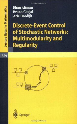 Discrete-Event Control of Stochastic Networks: Multimodularity and Regularity