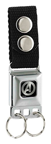 Avengers Marvel Comics Superheroes Assemble Emblem Key Chain