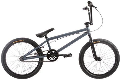 Cheapest Prices! Framed Forge Blank BMX Bike Grey 20″