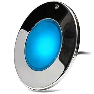 color led pool light 12v 100 39 cord pool lighting pool color. Black Bedroom Furniture Sets. Home Design Ideas
