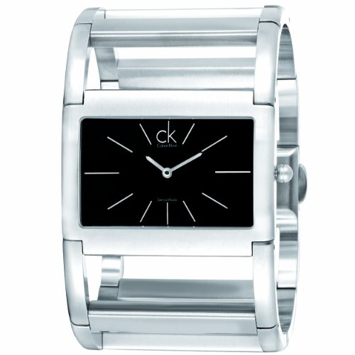 CK Calvin Klein Women's K5911107 Stainless Steel Bracelet Watch