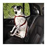 Guardian Gear Black Car Travel Safety Harness Dog Seatbelt Large
