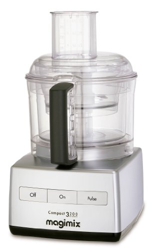 Magimix 18328 3200 Food Processor in Satin
