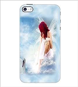 PRINTSWAG ANGEL GIRL Designer Back Cover Case for APPLE IPHONE 4 G355H