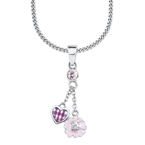Prinzessin Lillifee 434027 Children's Claw Set  Cubic Zirconia 39.0 centimetres 3.57 grams Sterling Silver 925 Necklace
