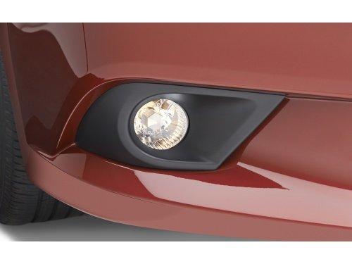 07-09 MERCEDES-BENZ E-CLASS W211 LOWER BUMPER CHROME FOG LIGHT LAMP W//10000K HID