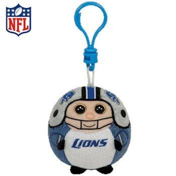 Ty Beanie Ballz Detroit Lions - Clip