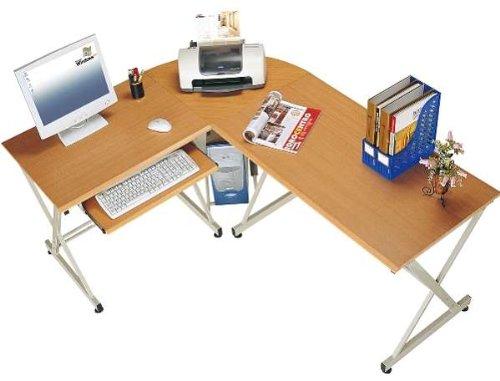 Piranha PC9b Large CORNER Computer Desk