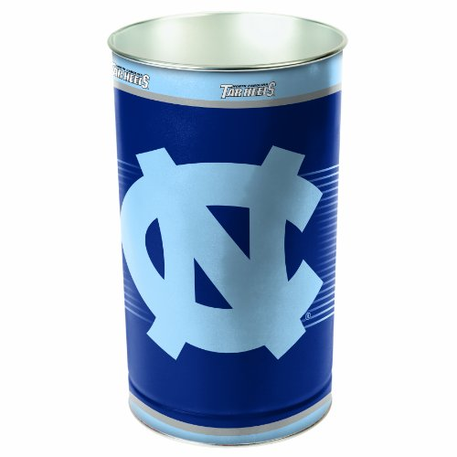 Ncaa North Carolina Tar Heels Wastebasket