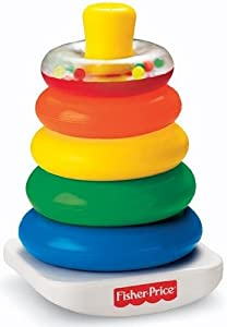 Fisher-Price Brilliant Basics Rock-a-Stack by Fisher-Price
