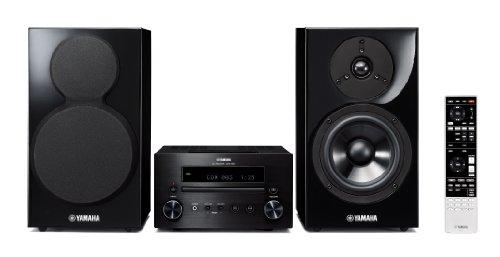 Yamaha MCR-555 Micro hi-fi System - Black