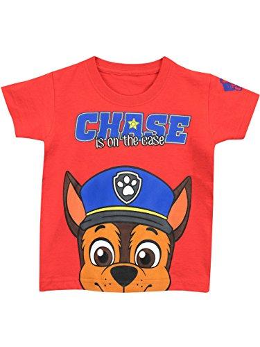 La Paw Patrulla Camiseta CaninaAnimalesprint Patrol Niño Para com 43Aj5RL