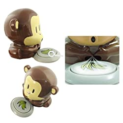 Cute Monkey Blower Nail Polish Dryer Beauty Care