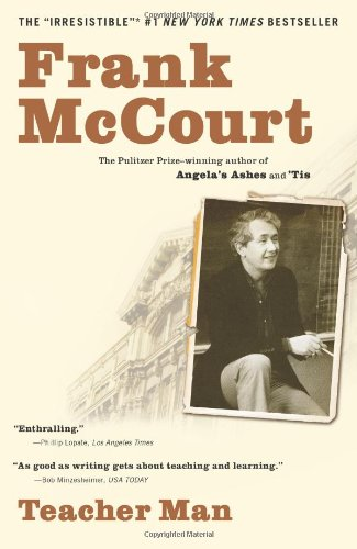 Teacher Man a memoir, Frank McCourt