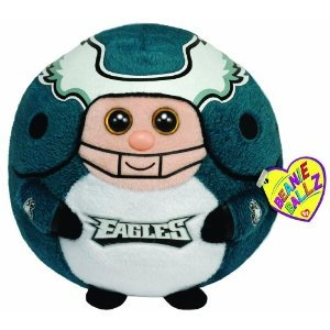 Ty Beanie Ballz Philadelphia Eagles - Medium front-613317