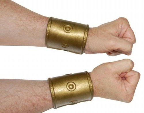 Costumes For All Occasions 95603 Roman Wrist Band