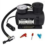 MACHSMART 12V Car Electric Portable Pump Air Compressor Tool 300 PSI
