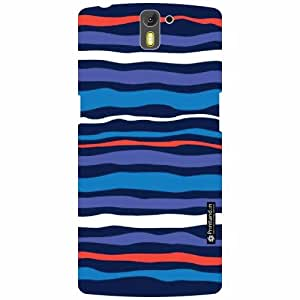 Back Cover For Oneplus One A0001 (Printed Designer)