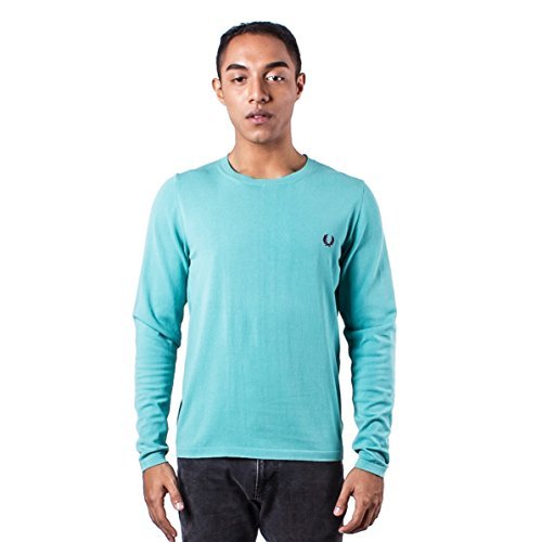 fred-perry-green-label-mens-classic-crew-neck-sweatshirt-made-in-italy-large-tiffany-blue
