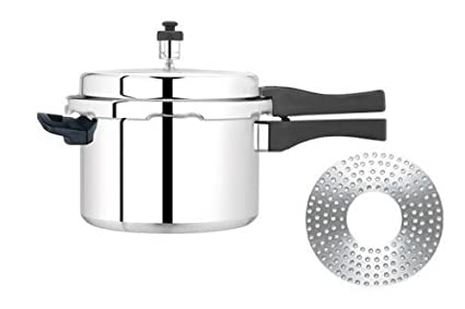 Premier-Aluminium-5.5-L-Pressure-Cooker-(Induction-Bottom,-Outer-Lid)