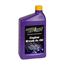 Royal Purple 11487 High Performance Engine Break-in Oil - 1 Quart