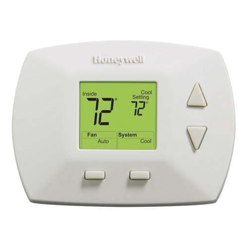 Honeywell TH5110D1022 Large screen Heating and Cooling Thermostat