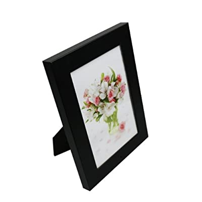 New Picture Frame Hidden Nanny Spy HD Video Camera / Microphone with Motion Detection Feature (BLACK) by Unknown