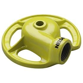 Nelson Cast Iron Circular Spray Pattern Stationary Sprinkler Head 50950