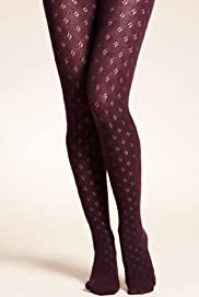 Limited Collection Clover Tights [T60-6586-S]