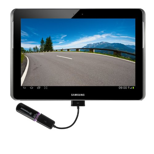 Wicked chili adattatore usb per samsung galaxy note 10 1 for Tablet samsung con porta usb