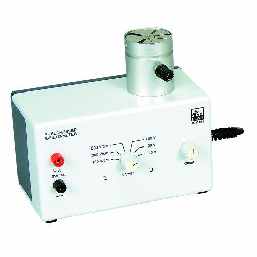 3B Scientific Electric Field Meter, 115V, 50/60Hz, 140Mm X 110Mm X 70Mm Size