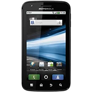 Motorola Atrix Unlocked 4G Cell Phone with Android 2.2 OS. 4-inch HD touchscreen - $462.00 + FREE Shipping