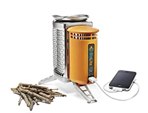 BioLite Wood Burning Campstove by BioLite