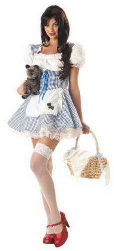 Adult's Storybook Sweetheart Halloween Costumes