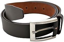 URBAN DISENO Men's Belt (Ud-belt-09_Small, Brown, Small)