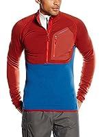 La Sportiva Camiseta Manga Larga Icon 2,0 (Rojo / Azul)