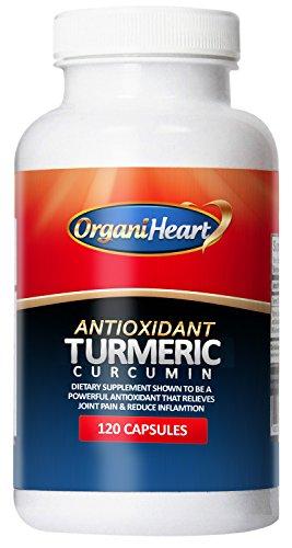 OrganiHeart - curcumine du curcuma - 100 %