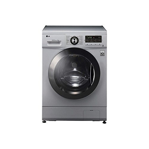lg-f1296tda5-6-motion-direct-drive-8kg-1200rpm-silver-freestanding-washing-machine