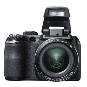 Fuji Film USA, FinePix S4200--Black (Catalog