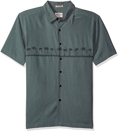 Quiksilver -camicia con colletto button-down Uomo    Balsam XX-Large