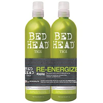 TIGI Bed Head Re-Energize Shampoo & Conditioner Duo 25.36oz