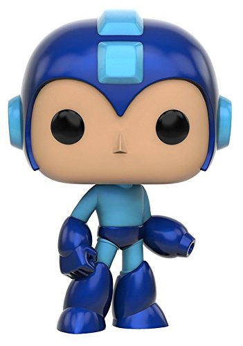 Funko POP Games: Mega Man - Mega Man Action Figure