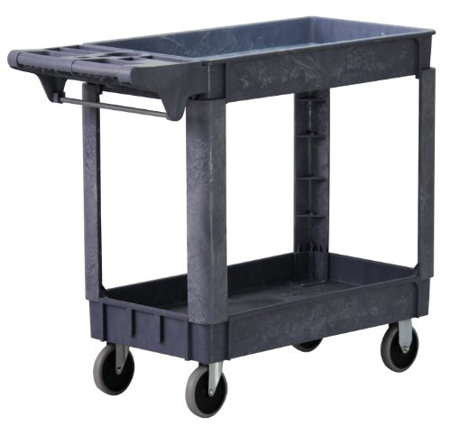 WEN 73002 500-Pound Capacity Service Cart (Wheels For A Cart compare prices)