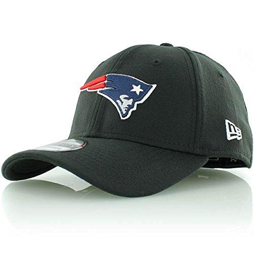 New Era NFL Black New England Patriots Snapback M/L black